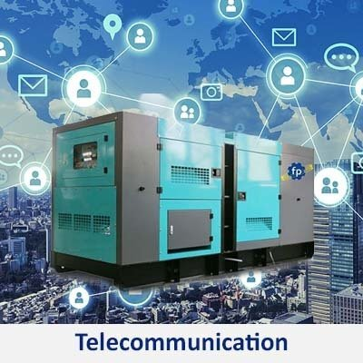 power generators for the Telecommunications industry