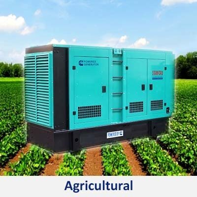 gensets products for your Agricultural needs