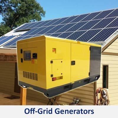 Off-grid power Generators supplier, Philippines