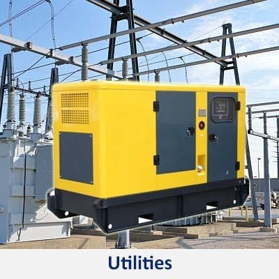 Generator sets and utilities, Philippines