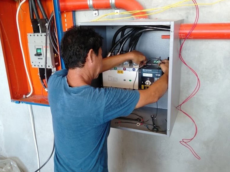 Genset installation and repair services in the Philippines