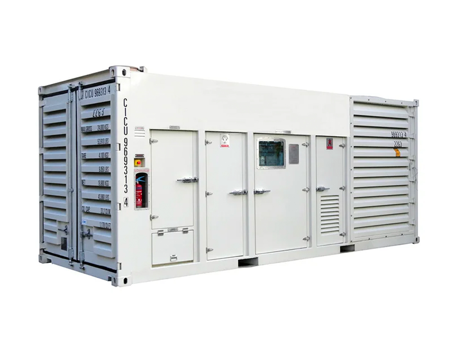 Containerized Generator Sets