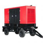 trailer and light tower gensets dealer, Philippines
